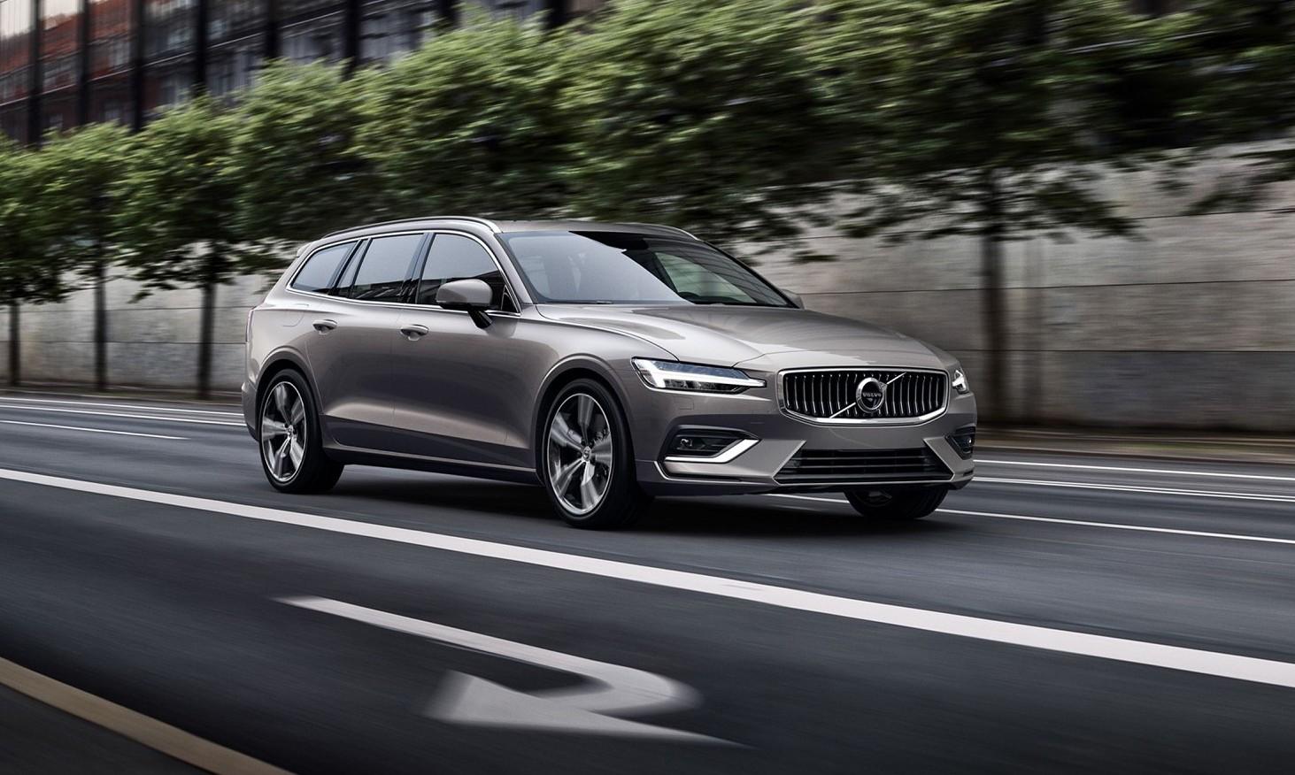 Volvo V60, Volvo VXC60, Volvo V40 prezzi