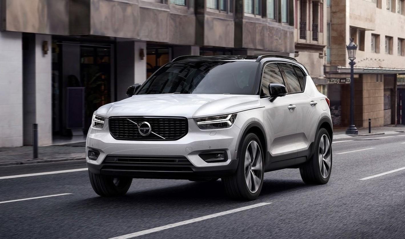 Volvo XC40 2019 prezzi, versioni, motori