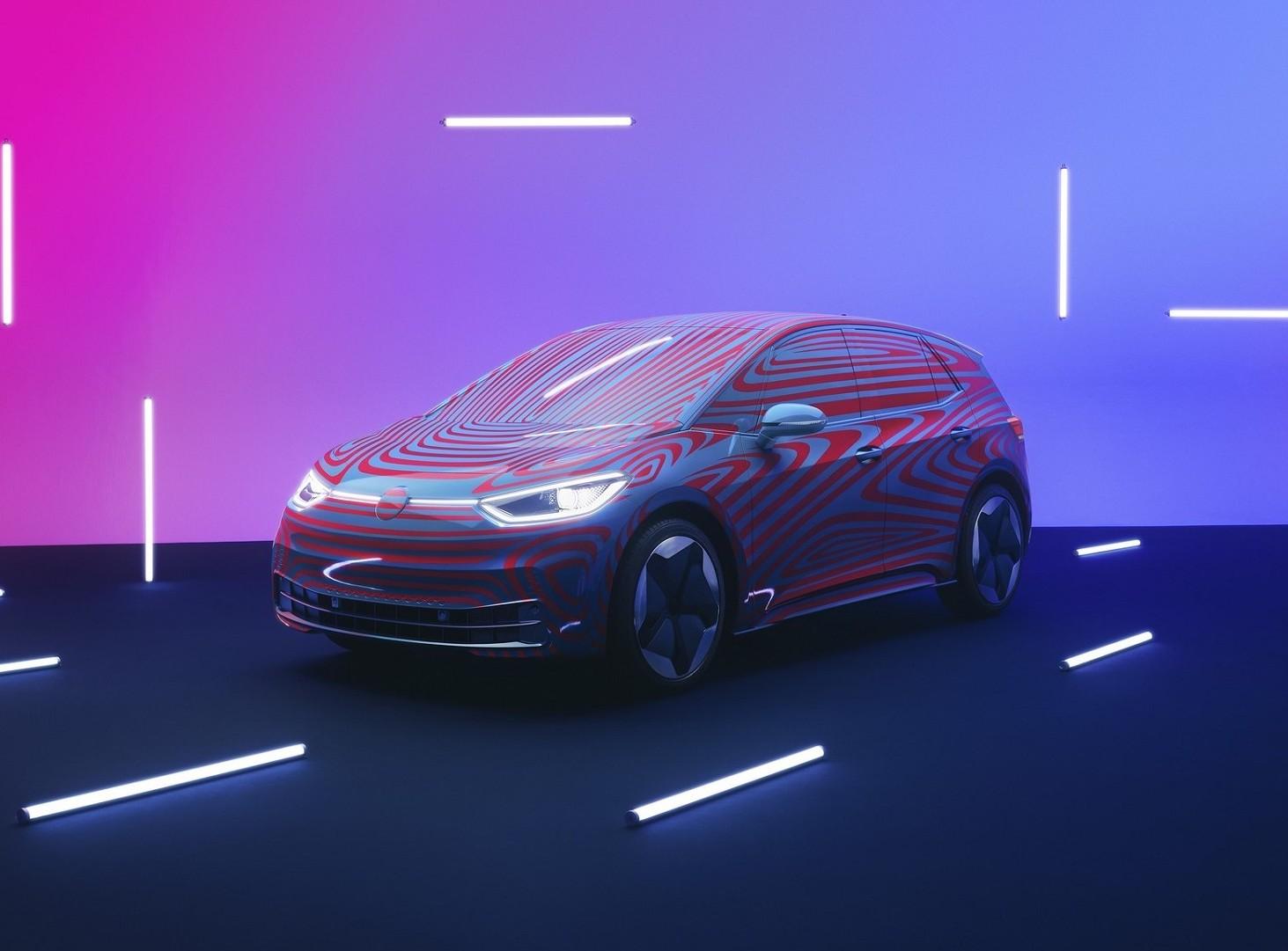 VW ID.3 come preordinare, incentivi e pr