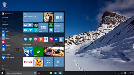 Windows 10: aggiornamento da Windows 7 e