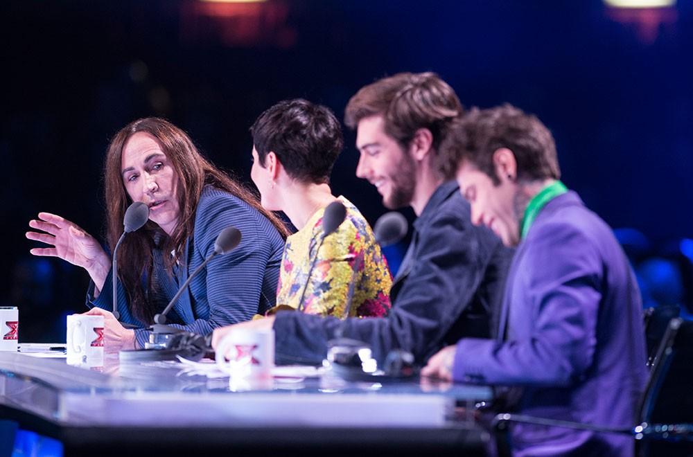 X Factor semifinale canzoni inedite e vi