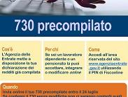 730 2019 precompilato scaricare