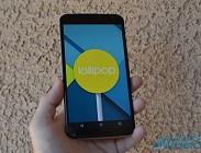 Android 5: aggiornamento, problemi, nuove indicazioni uscita Samsung Galaxy S5, S4, Nexus, Htc, Lg, SOny Xperia