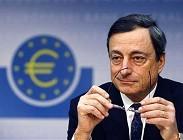 Conti deposito, azioni, Btp, Borsa: conseguenze Bce-Draghi piano aumento inflazione
