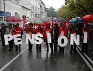 Pensioni uomini e donne Governo Renzi: prepensionamento torna possibile per entrambi
