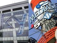 Giochi decisi per lEuropa tra Mediaset e Sky