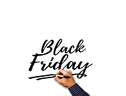 Black Friday 2019, adesivi gratis