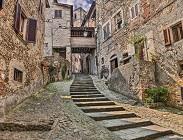 Borghi italiani, turismo, recupero, tutela