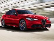 Alfa Romeo Giulia 2020: dimensioni, motori