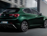 Modelli e dotazioni Alfa Romeo Giulietta