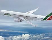 Alitalia, nuove rotte e voli