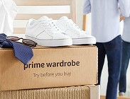 Come funziona Amazon Prime Wardrobe