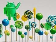 Android 5, 5.0.1, 5.1, 5.0.2. 5.1.1: annunciato aggiornamento nuovo proprietario Samsung Galaxy S5, S6, S4, Xperia, Htc, Nexus 5,4
