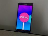 Android 5, 5.0.2, 5.0.1, 5.1, 5.1.1: Samsung, Htc, LG aggiornamento nuove indicazioni modelli dopo Nexus uscita ultima versione