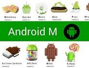 Android 6 o Android M uscita ufficiale, compatibilità, novità e miglioramenti Nexus 5, 4, Samsung Galaxy S5, S4, S6, Note, Htc One