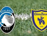 Atalanta Chievo in streaming