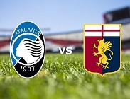 Atalanta Genoa streaming live gratis link, siti web. Dove vedere