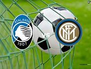 Atalanta Inter streaming live gratis per vedere link, canali tv, siti web