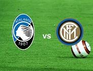 Atalanta Inter streaming gratis live link, siti web. Dove vedere