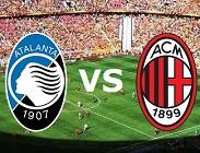 Atalanta Milan streaming siti e televisione