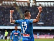 Atalanta Napoli Serie A streaming