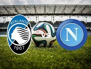 Atalanta Napoli streaming gratis live siti web, link. Dove vedere