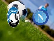 Atalanta Napoli streaming gratis live migliori siti web, link. Dove vedere