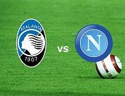 Atalanta Napoli in streaming