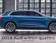 Audi Q3, nuova versione 2019