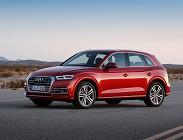 Audi Q8 2019, nuovi motori
