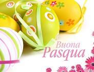 Biglietti di auguri Pasqua per amici