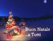Auguri Natale Buone Feste