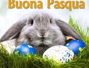 immagini, cartoline, auguri Pasqua felice serena