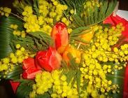 festa donna auguri video foto immagini mimose