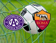 Austria Vienna Roma streaming  per vedere gratis live