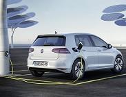 Vendita di auto elettriche condizionate