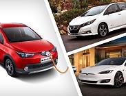 Auto elettriche i modelli