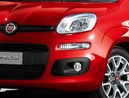 Auto ibrida per la Fiat 500
