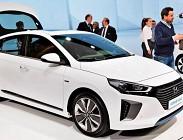 Anche il suv Hyundai è ibrido