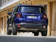 Jeep Renegade ibrida, innovativa e sicura