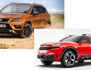 Auto ibride Suv e crossover