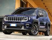 Fca presente anche con Jeep Renegade