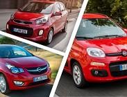Auto piccole da comprare