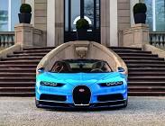 Bugatti, velocità, auto, record