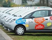 Auto sharing: i servizi più usati