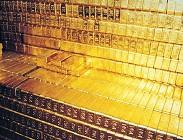 Banca Italia, oro, riserve auree