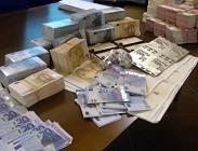 Truffa, banconote false