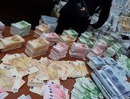 Banconote false più diffuse