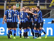 Streaming Barcellona Inter mercoledì 2 ottobre
