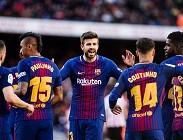 Barcellona Liverpool vedere sui canali stranieri